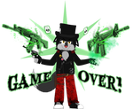Game Over by AshleyWolf259