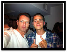 Ian Bohen and Dylan O'Brien