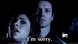 Peter Hale's apology gif by LightninBluEyes