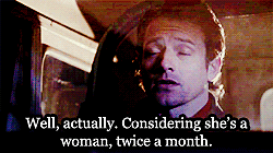 Peter twice a month 2 gif by LightninBluEyes