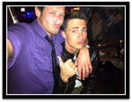 Ian and Colton partying