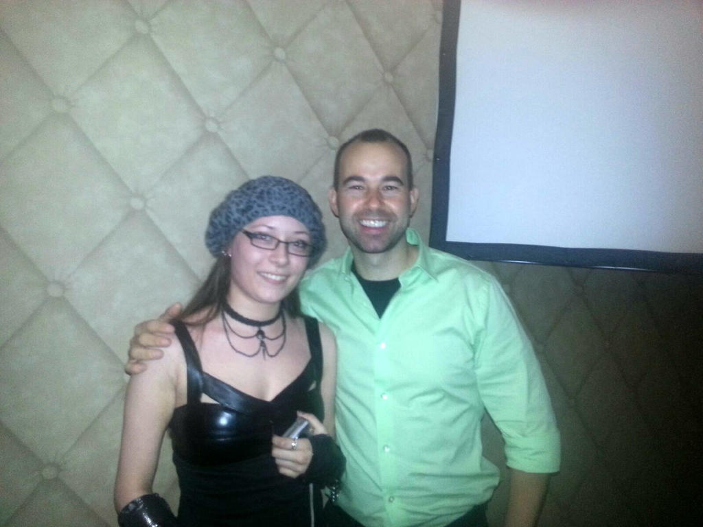 Me meeting murr from impractical jokers by lightninblueyes on deviantart me meeting murr from impractical jokers by lightninblueyes m4hsunfo