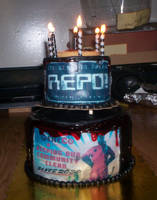 My Repo cake from years ago