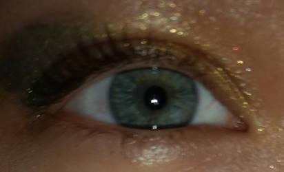 Lightning Blue Eyes