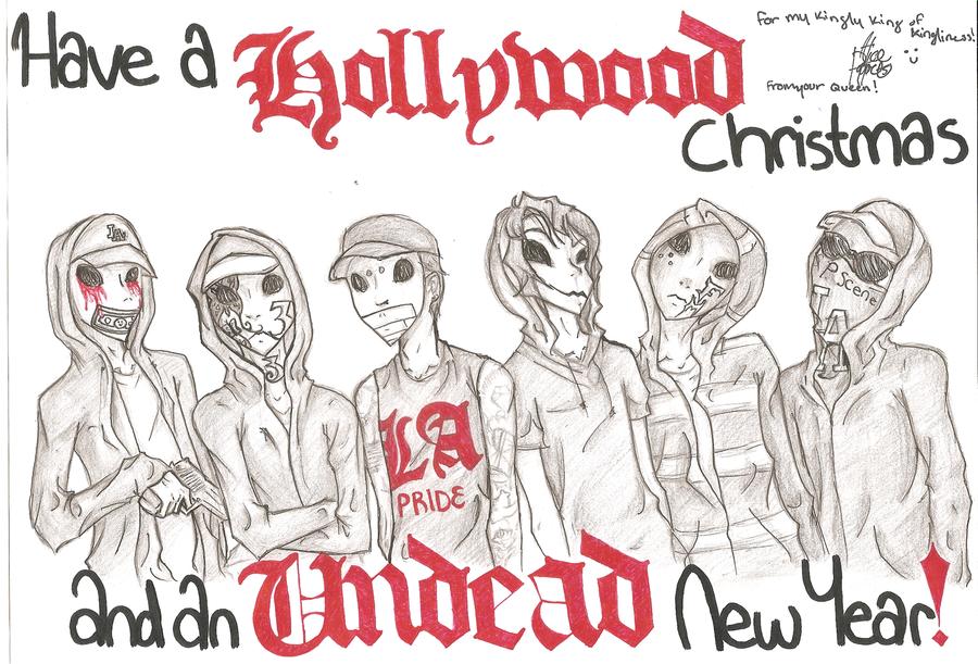 Hollywood Undead Fanart by EverlastingGir on DeviantArt