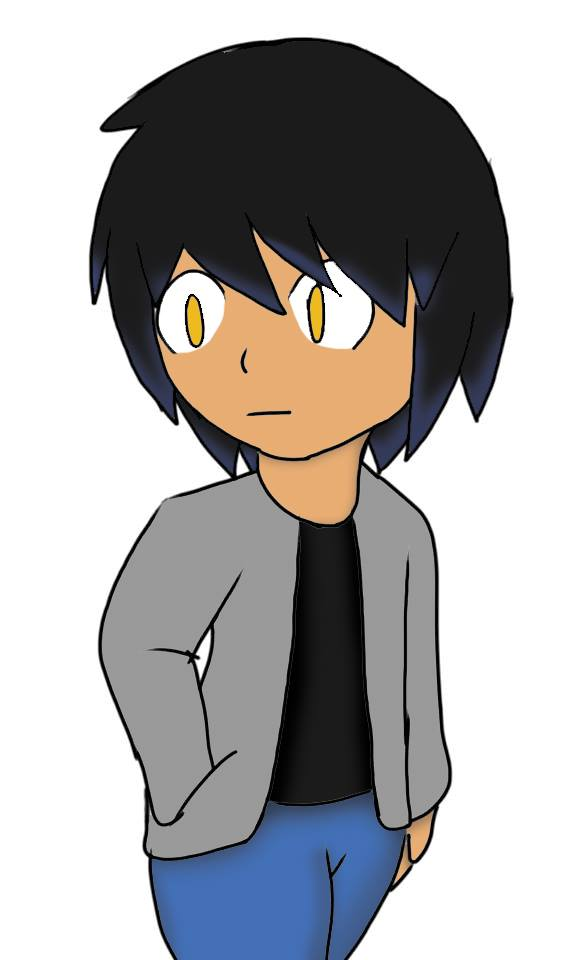 Chase Pines (recolor by a friend) by ProfXChasePines