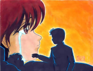 Keiko and Yusuke: Memories by tcha14