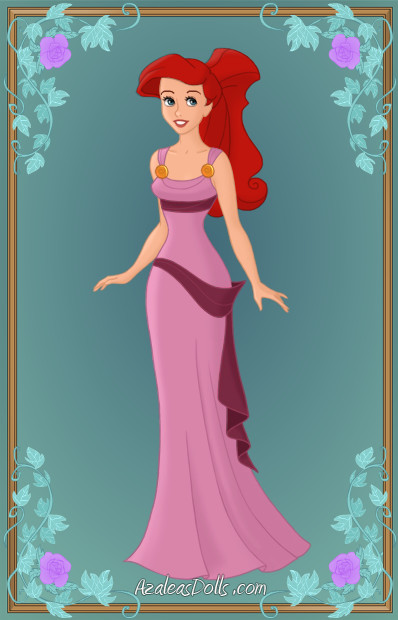 ariel the little mermaid dress up games