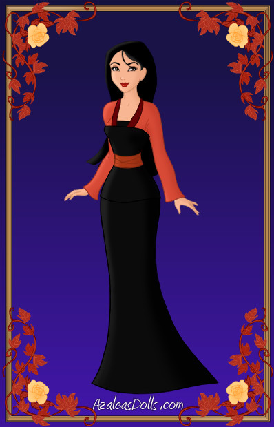 the legend of mulan a heroine She was, without a doubt, one of the most badass disney heroines  on the  legendary chinese warrior hua mulan from the ballad of mulan,.