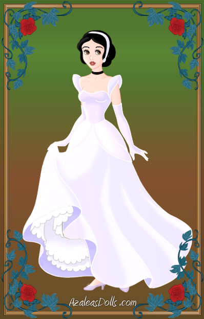 Snow White as Cinderella3 by Heroine-FA-C-n-Xover