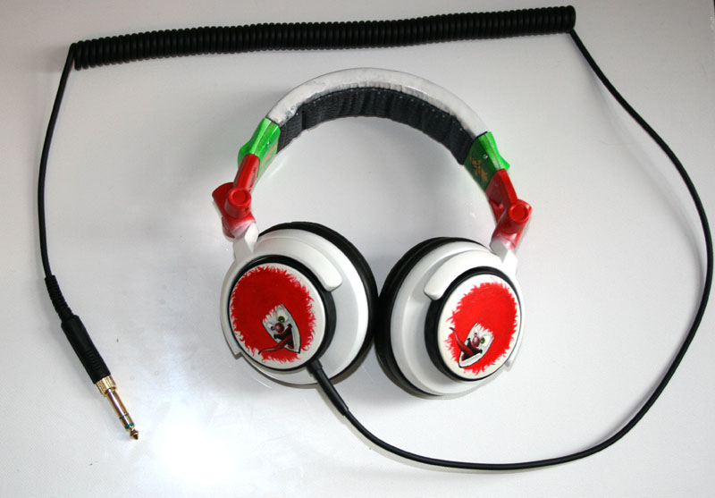 Ciroloco headphones