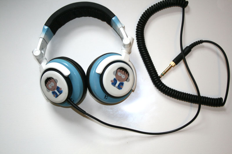 south park headphones