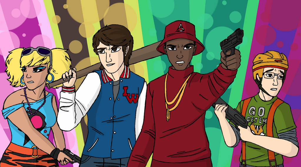 Call Of Duty Zombies In Spaceland Characters By