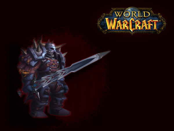 Wow Warrior Wallpaper Hd