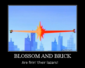 Blossom and Brick meme by NyanicornYaY