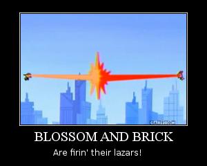 Blossom and Brick meme by NyanicornYaY