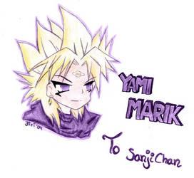 Chibi Yami Malik by jibirelle by marik-club