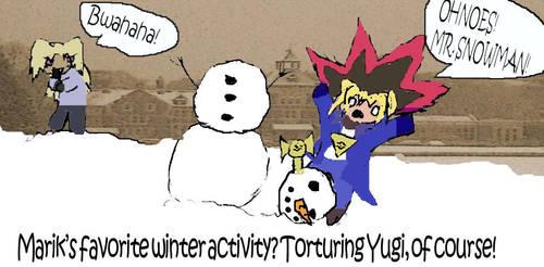 Winter Fun Contest Winner by marik-club