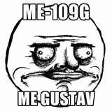 Me Gustav by Rajaahsani