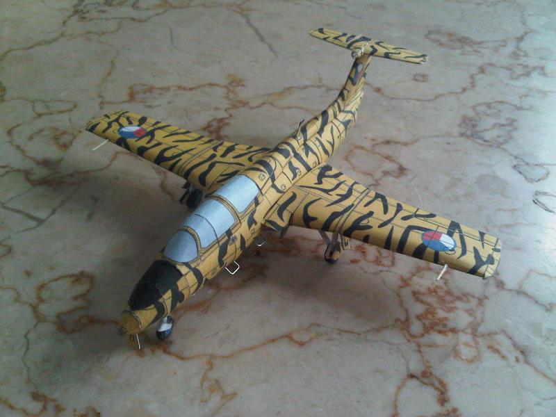 Aero L-29 delfin by Rajaahsani
