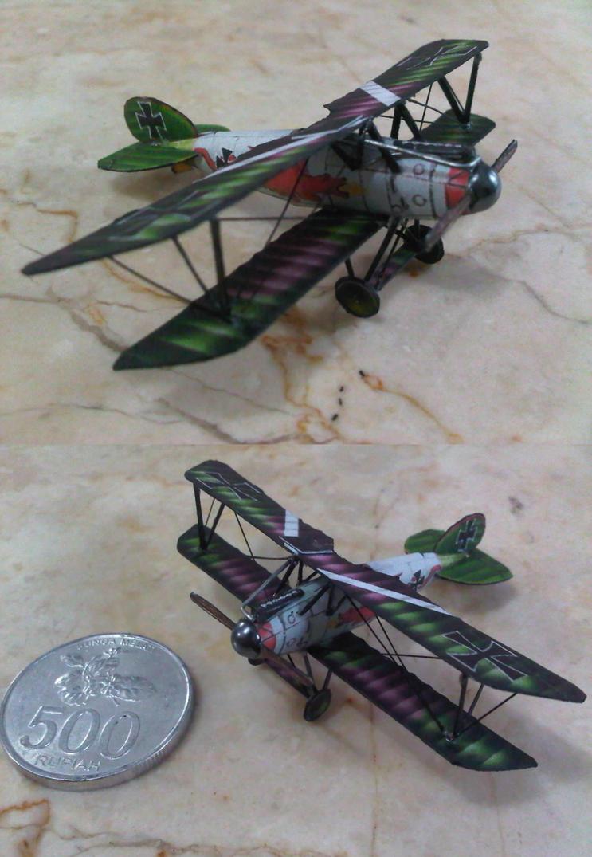 Albatros D.V by Rajaahsani