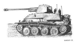Panzerjager 38(t) Redram III