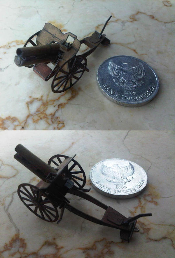 OQF 4.5-inch howitzer by Rajaahsani