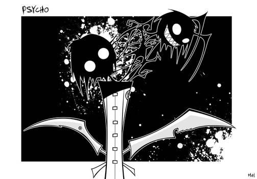 Psycho v.02
