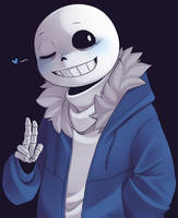 Just another Sans by NeykStar