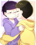 JyushiIchi / IchiJyushi - Hug nii-san!