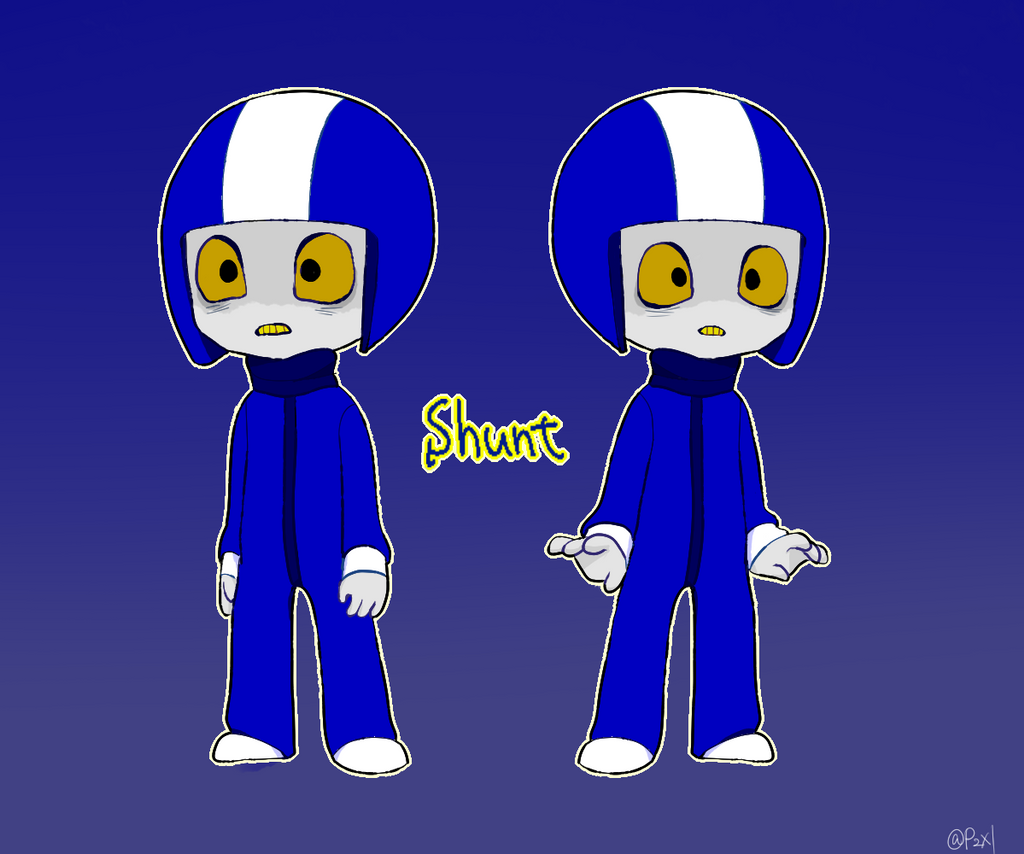 Shunt! by Tinypop