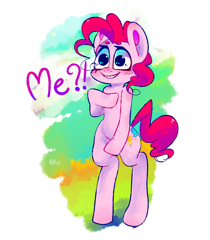 Me? by Tinypop