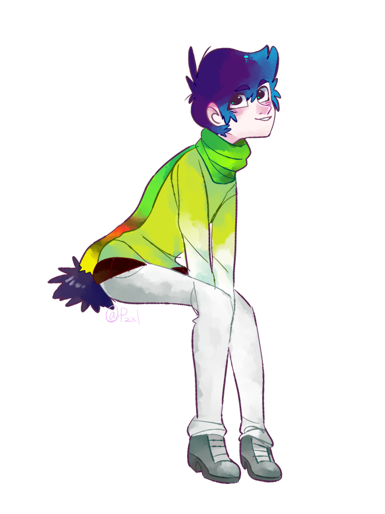 OC by Tinypop