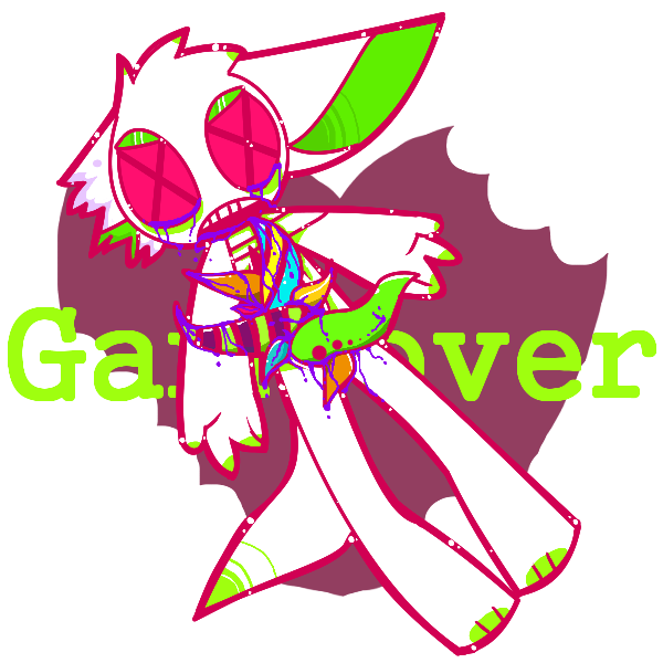 Gameover [an old pic] by Tinypop
