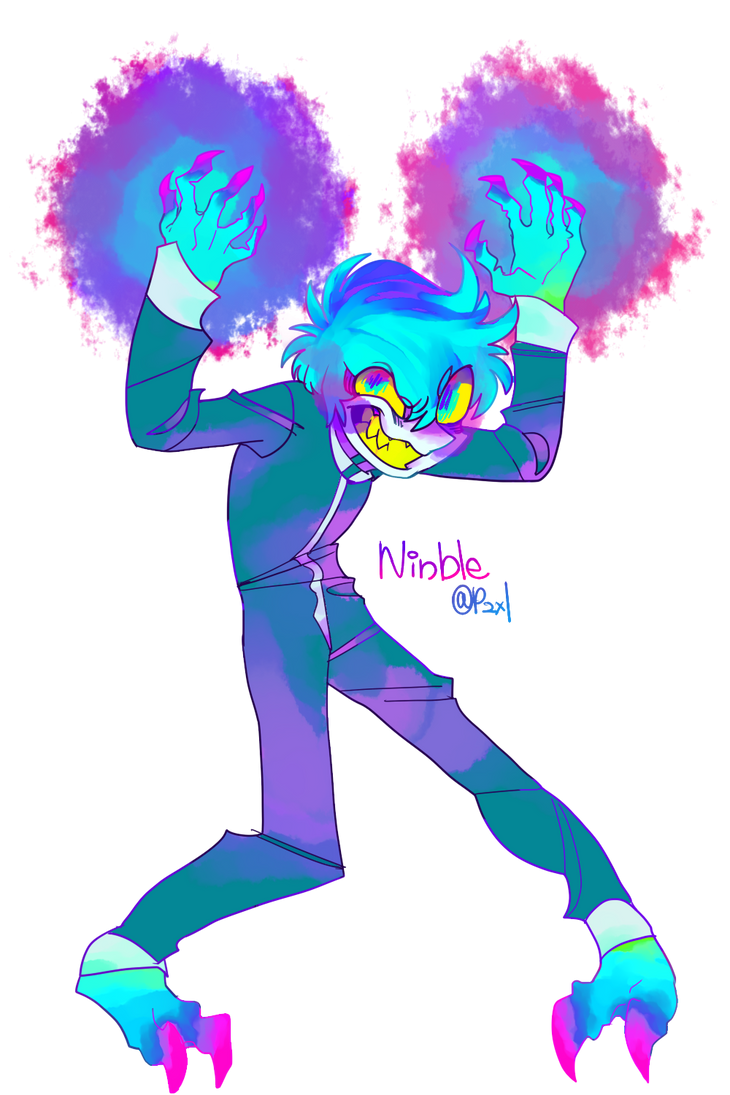 Mad Nimble by Tinypop