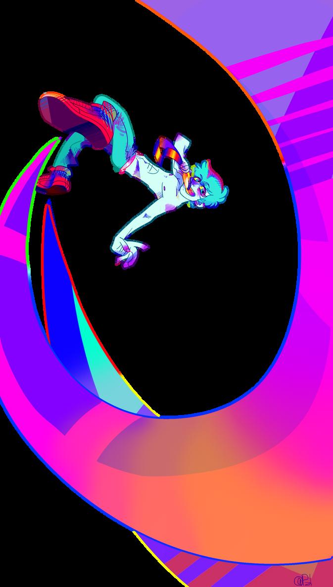 a seacret racer by Tinypop