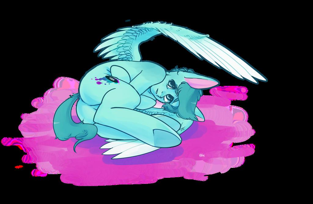 twin pony  [Set] by Tinypop