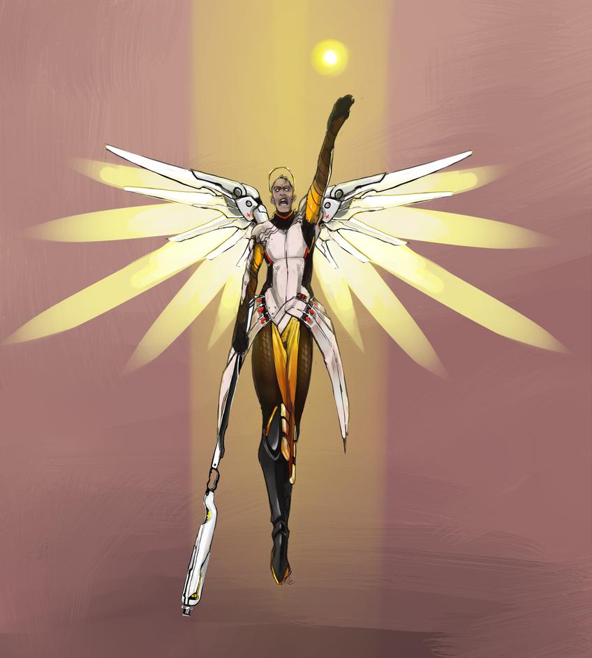 Mercy/Medic by Tinypop