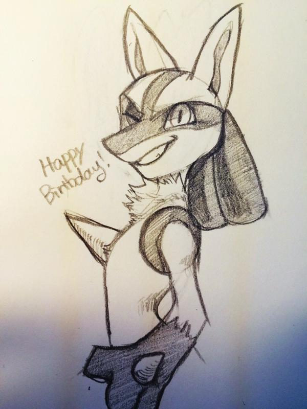 happy B-day MrCrazy4621!XD by Tinypop
