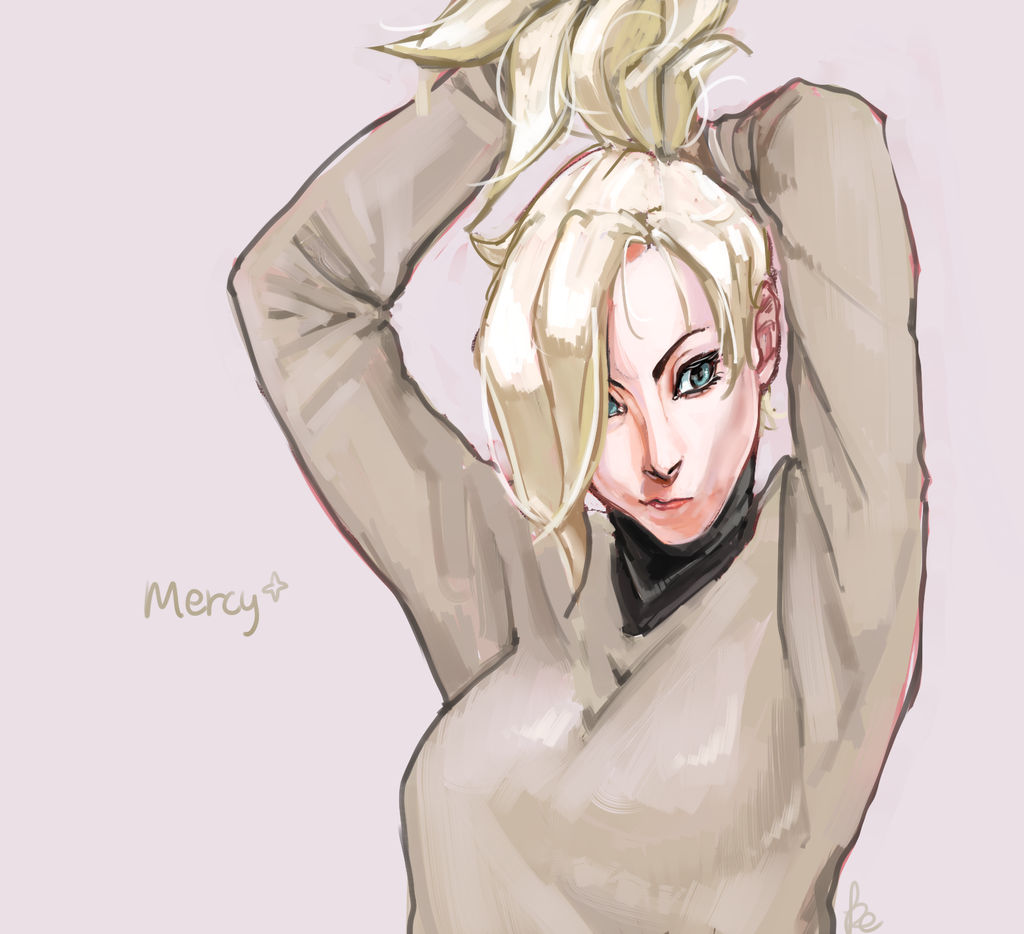 sweater mercy by Tinypop