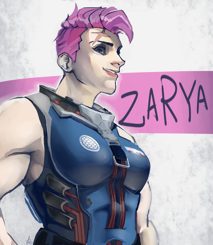 zarya by Tinypop