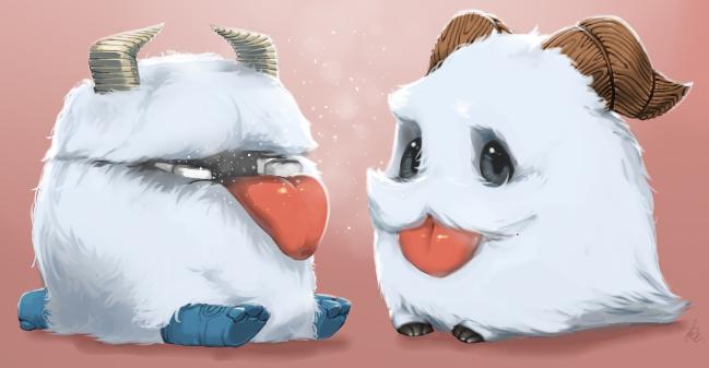 kedama by Tinypop