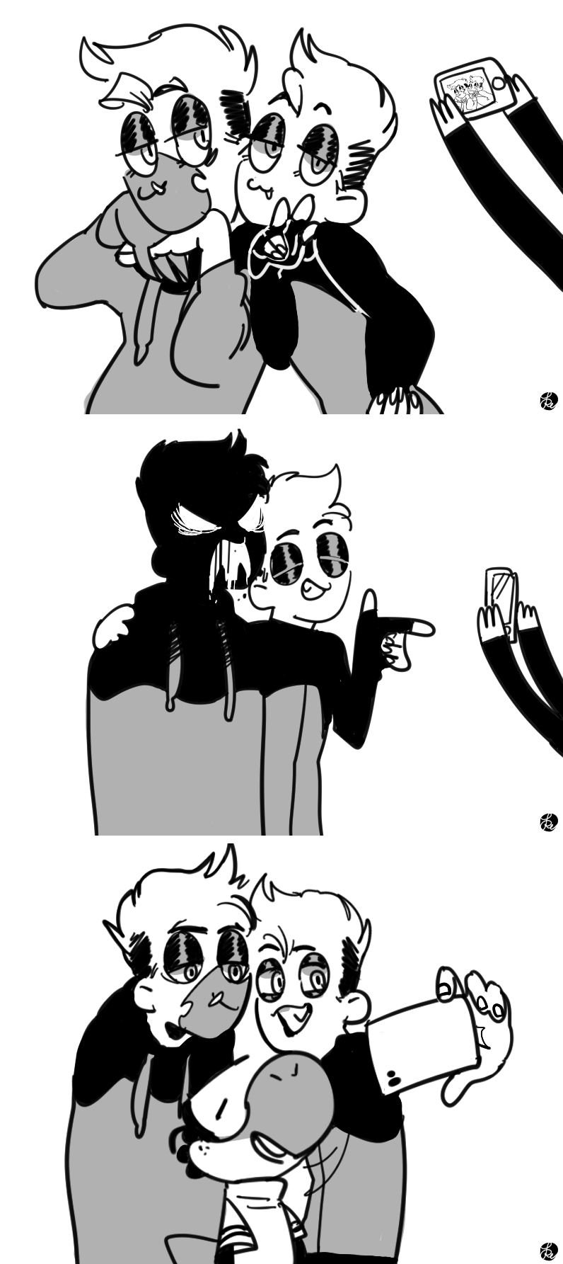 selfie2 by Tinypop