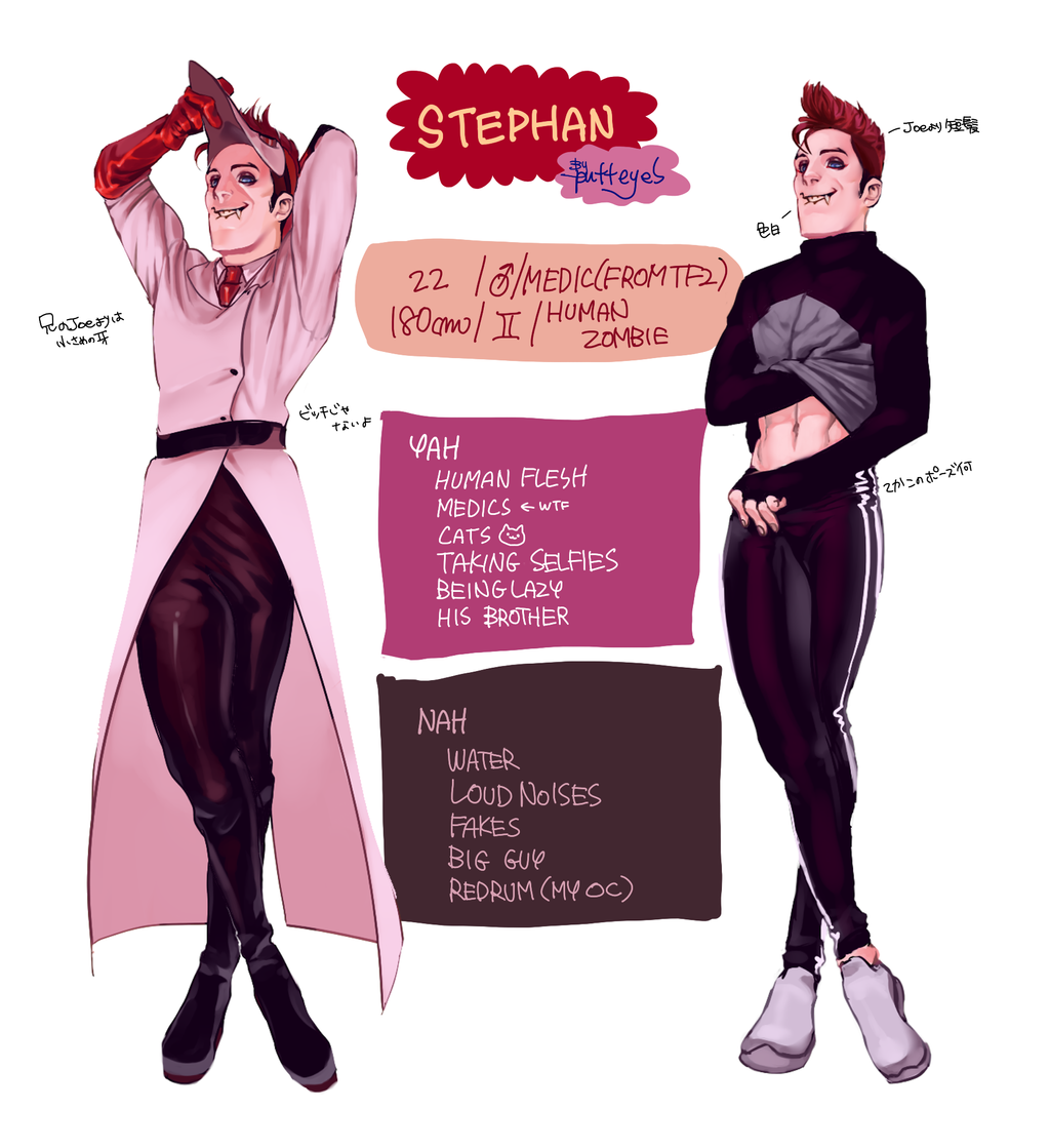 Stephan' profile by Tinypop