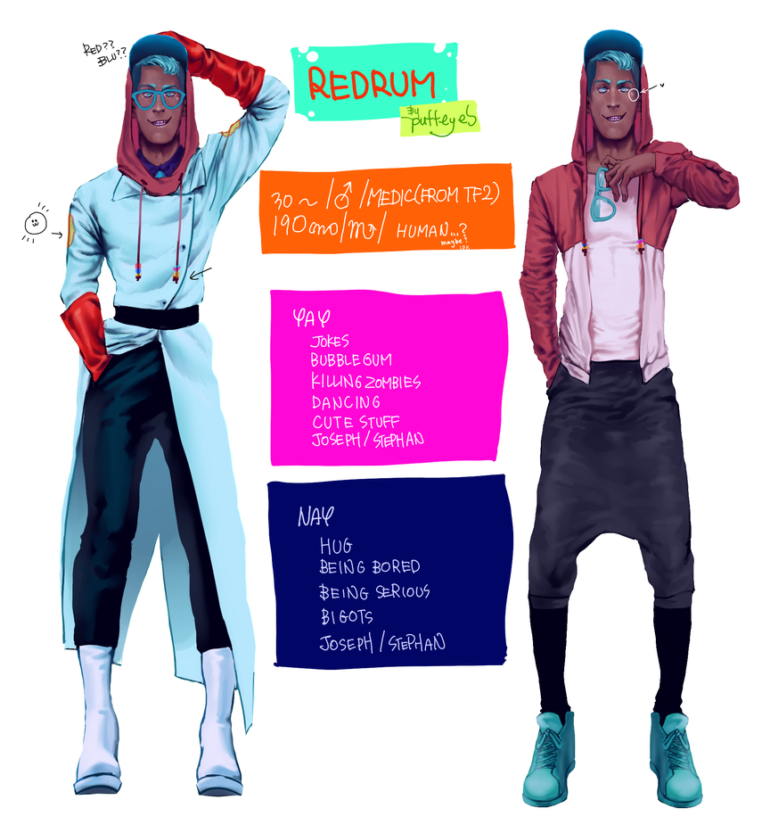 Redrum' profile by Tinypop