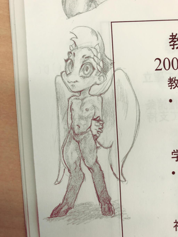 Oc-2/doodle by Tinypop
