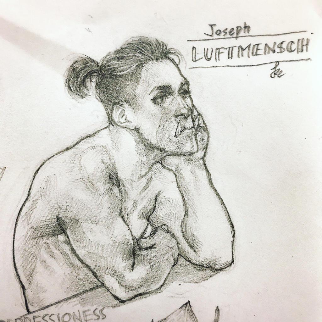 Luftmensch  by Tinypop