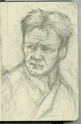 Gordon Ramsay Sketch by Capital-J