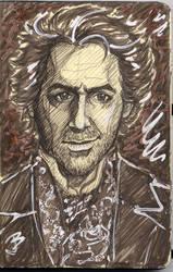 Downey Jr. as Sherlock Holmes by Capital-J