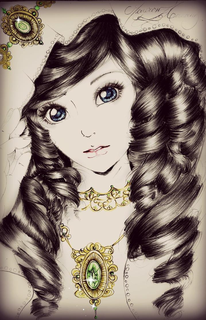 Queen Maria Antonieta by otaku-pain
